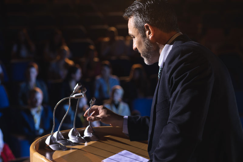 Why I Recommend Toastmasters